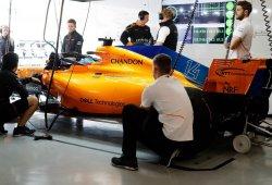 """Boullier: """"El McLaren de 2018 llegará en España, el actual es una evolución de 2017"""""""