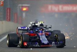Brendon Hartley consigue su primer punto en la Fórmula 1