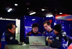 Hartley y Gasly, obligados a utilizar su segundo motor Honda ya en Sakhir