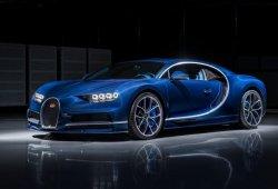 El Bugatti Chiron cuenta con una telemetría que ofrece servicio de conserjería en tiempo real