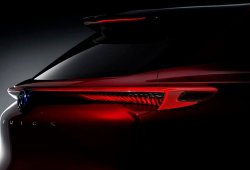 El Buick Enspire Concept está listo para su debut en el gigante asiático
