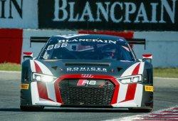 Carrera al descarte en Zolder con victoria del Audi #66
