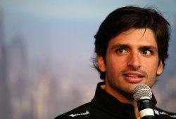 """Sainz: """"Me gustaría terminar el año entre los ocho primeros"""""""