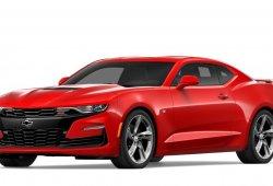 El nuevo Chevrolet Camaro V8 SS 2019 luce mejor en otros colores