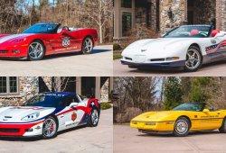 La única colección completa de Corvette Indy 500 Pace Cars en venta