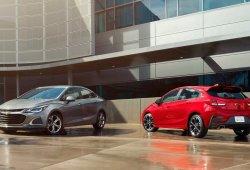 Chevrolet Cruze 2019: el facelift del compacto ya es oficial