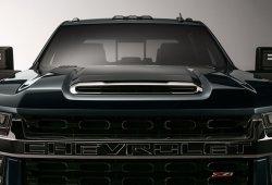 Chevrolet ofrece un adelanto del nuevo Silverado HD 2020