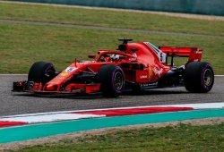 Vettel rompe el dominio de Mercedes en Shanghái