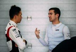 DAMS confirma a Latifi y Albon como pareja de pilotos