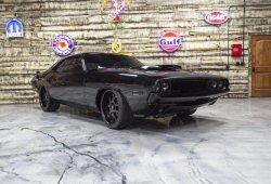 ¿Un Dodge Challenger Hellcat de 1970? Sí, y saldrá a subasta en mayo
