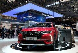 El nuevo DS 7 Crossback es el primer coche en usar la plataforma IoT CVMP