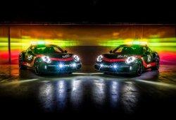 El Porsche 911 Turbo, nuevo coche de seguridad en el WEC hasta 2020