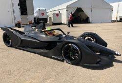 Los fabricantes de Fórmula E prueban el 'Gen 2' en Calafat