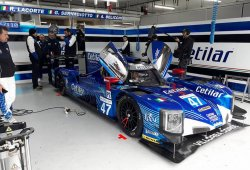 Felipe Nasr también estará en las 24 Horas de Le Mans