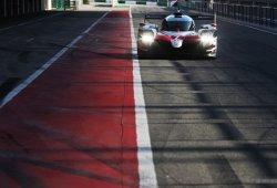 Alonso inicia en Bakú su maratón hacia Le Mans: seis carreras en ocho semanas