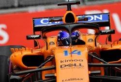 """Alonso vuelve a puntuar: """"Resultado sorprendente con el coche medio roto"""""""