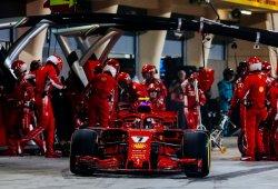 Ferrari aclara la causa del atropello a Cigarini en Bahréin