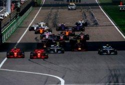Ferrari tiene ya el motor más potente, Mercedes el que menos consume