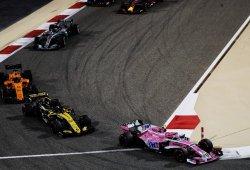 Force India considera sensato el límite de 122 millones propuesto por Liberty Media