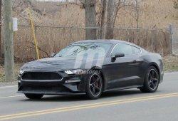 Las primeras imágenes del Ford Mustang Bullitt en negro Shadow Black
