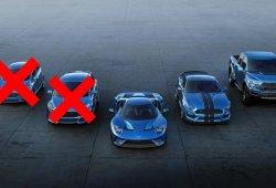 ¿Cuándo cesará Ford la producción de turismos en EEUU?