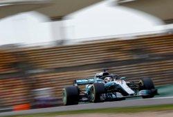 """Hamilton: """"Los compuestos de Pirelli son similares aquí, no hay grandes diferencias"""""""