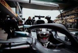 """Hamilton se muestra derrotado en la clasificación: """"Será difícil batir a Ferrari"""""""
