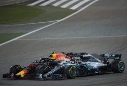 """Hamilton tilda de """"gilipollas"""" a Verstappen tras su incidente en carrera"""