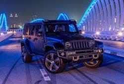El preparador Hofele-Design se despide del Jeep Wrangler JK