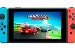 Horizon Chase Turbo también llegará a Nintendo Switch