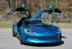 Isdera Commendatore GT: Isdera renace con un coupé eléctrico