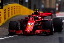 """Räikkönen lamenta la """"cagada"""" que le costó la pole"""
