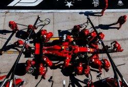 La Fórmula 1 quiere atajar el problema de las paradas inseguras