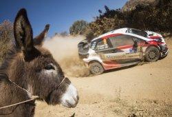 Lista de inscritos del Rally de Argentina del WRC 2018