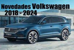 Volkswagen lanzará una ofensiva de nuevos modelos hasta 2024