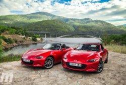 El Mazda MX-5 2.0 litros aumentará su potencia hasta los 184 caballos