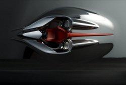 McLaren adelanta el interior del BP23 con una escultura