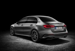 ¿El Mercedes Clase A Sedán será desvelado este mes en Pekín?