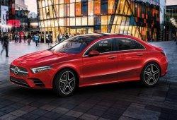 Mercedes Clase A Sports Sedán L: todas las imágenes y datos antes de su presentación