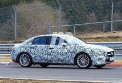 Vídeo: el nuevo Mercedes Clase A Sedán en movimiento