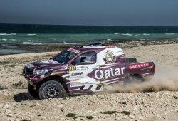 Nasser Al-Attiyah regresa a la acción en el Qatar Rally