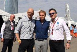 Nico Rosberg probará el 'Gen 2' de Fórmula E en Berlín