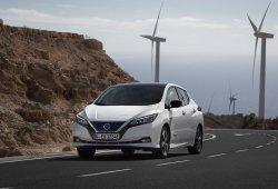 El nuevo Nissan Leaf elegido «World Green Car of the Year 2018»