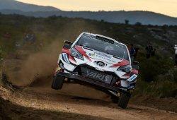 Ott Tänak estrena palmarés con Toyota en Argentina