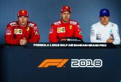 Con Hamilton sancionado, así queda la parrilla del GP de Bahréin