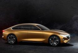 Pininfarina desvela dos nuevos concept car eléctricos, el H500 y K350