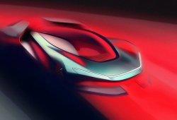 El superdeportivo eléctrico de Pininfarina llegará en 2020