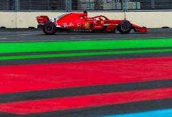 Vettel consuma su tercera pole del año