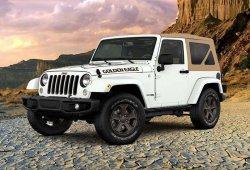 El Jeep Wrangler JK se despide con la edición especial Golden Eagle