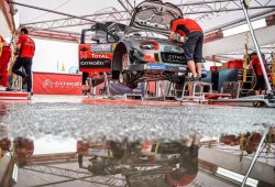 Previo y horarios del Rally de Argentina del WRC 2018
